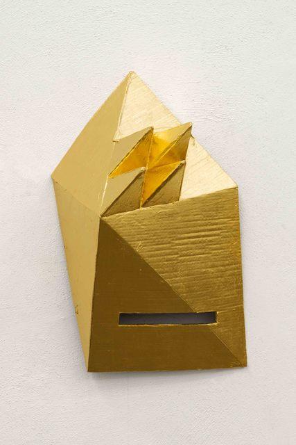 , 'M. 10 (Mask),' 2014, Grieder Contemporary