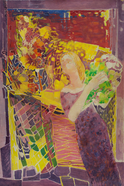 , 'Untitled (Lady with Flowers),' 1963, Dag Modern