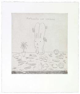 , 'Melancolia con verduras,' 2014, Polígrafa Obra Gráfica
