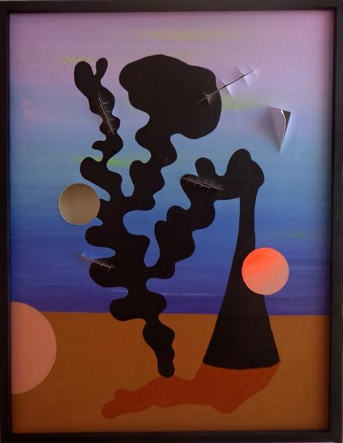 , 'Destrucción y apariciónen una playa seca,' 2013, Nora Fisch
