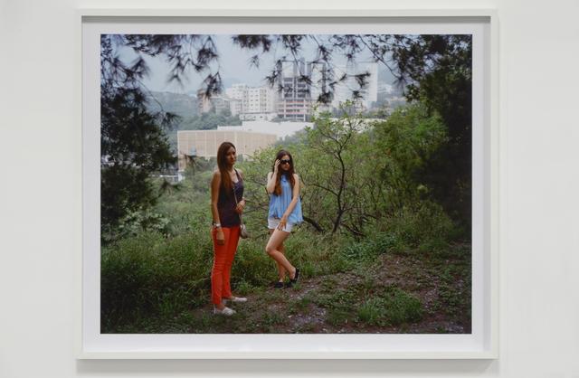, 'Florence and Annie,' 2013, Shoshana Wayne Gallery
