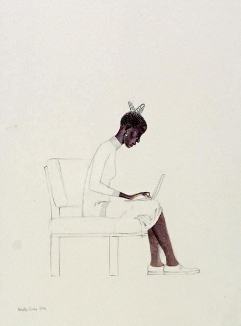 , 'Notebook XIII,' 2014, Ed Cross Fine Art