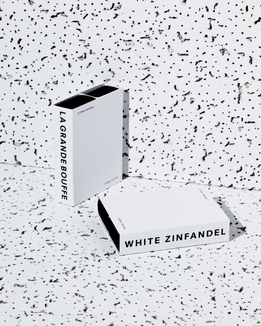 Frédéric Malle & Sissel Tolaas, 'Limited edition scents interpreted by Frédéric Malle and Sissel Tolaas', 2013, Design/Decorative Art, White Zinfandel