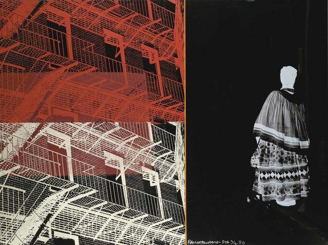 Robert Rauschenberg, 'Seminole Host, from: ROCI USA (Wax Fire Works)', 1990, Pulpo Gallery