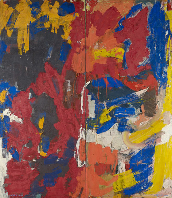 , 'Untitled (60-17),' 1960, Berry Campbell Gallery