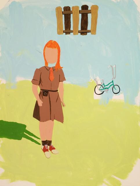 Terri Lloyd, 'A Lesson In Conformity', 2020, Painting, Acrylic on canvas, Dab Art