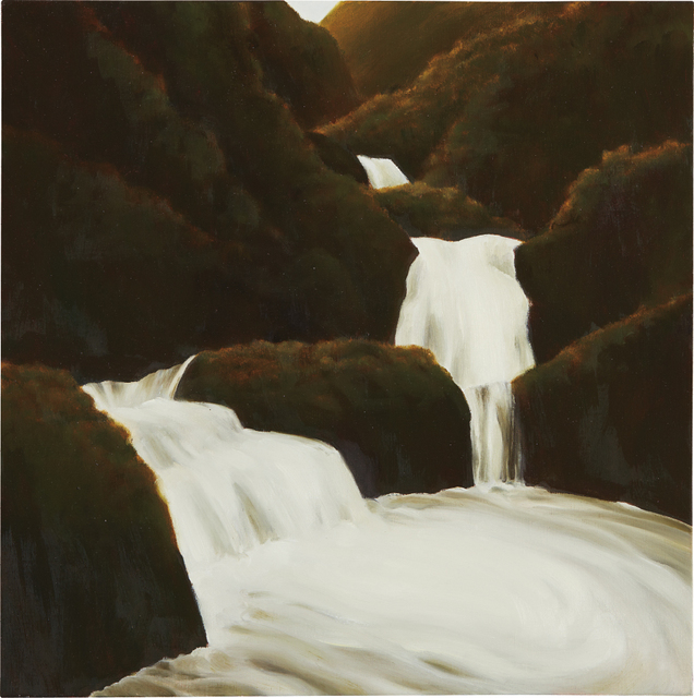 April Gornik, 'Turning Waterfall', 1997, Phillips