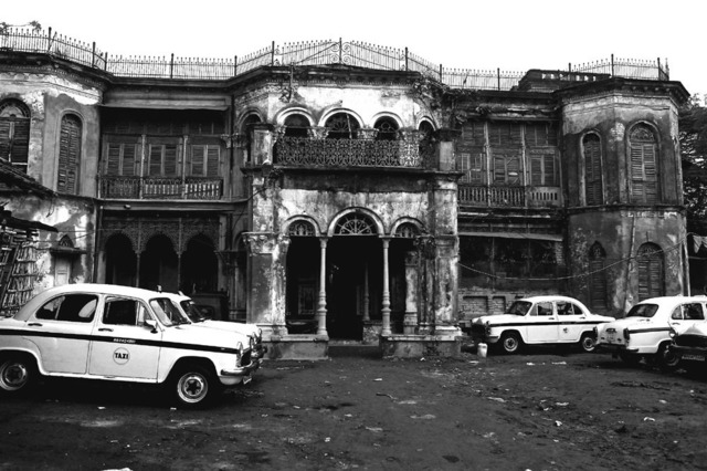 , ''The Rani's Residence', Central Calcutta,' 2013, Sundaram Tagore Gallery