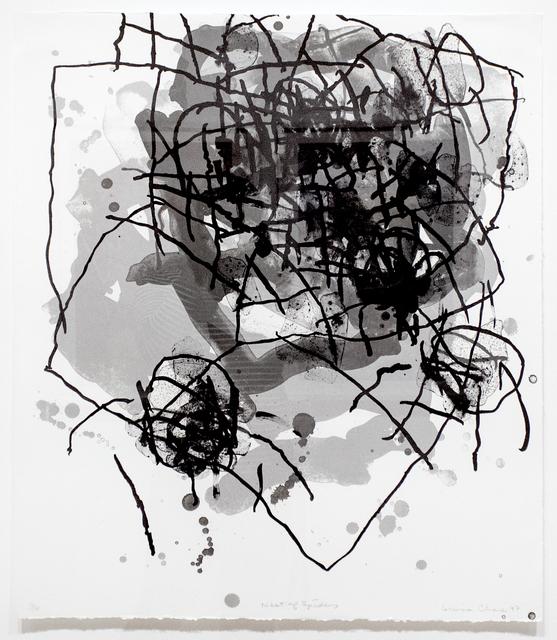 , 'Nest of Spiders,' 1997, Goya Contemporary/Goya-Girl Press
