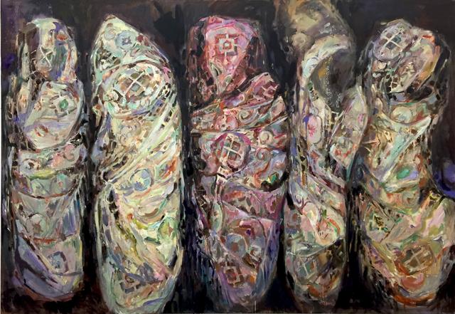 , '5 Dolly,' 2017, Galerie Kornfeld