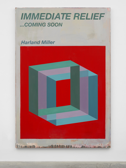 , 'Immediate Relief… Coming Soon,' 2017, White Cube