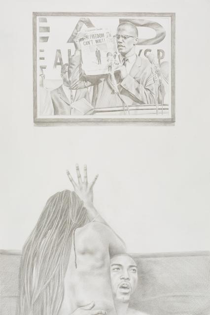 , 'Love Won't Let Me Wait,' 2017, David Klein Gallery