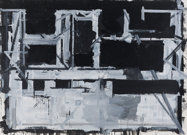 , 'Remaining Black 残存的黑,' 2015, PIFO Gallery
