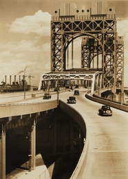 Tri-Borough Bridge, 125th Street Approach, Manhattan
