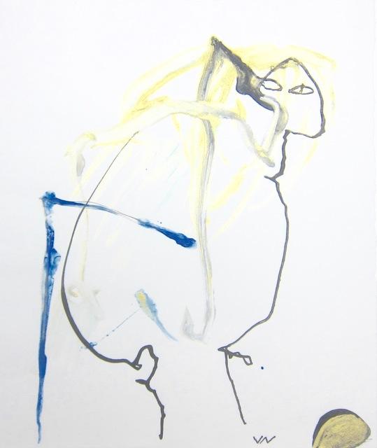 , 'Devant le crâne d'Adam (In Front of Adam's Skull),' 1993, Galerie OSP