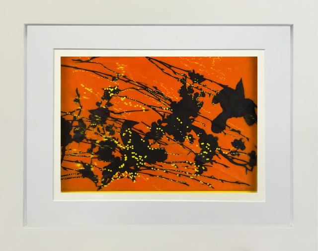Judy Pfaff, 'Untitled #3', 2008, Tandem Press