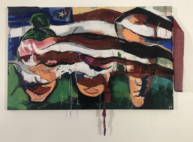 Steven Tritt, 'Folded Blindly', 2019, The Art House