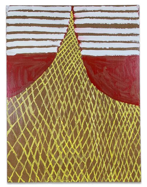 Aschely Cone, 'Shield Warp', 2015, Uprise Art