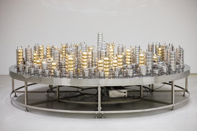 , 'Start.Stop.,' 2008, Arario Gallery
