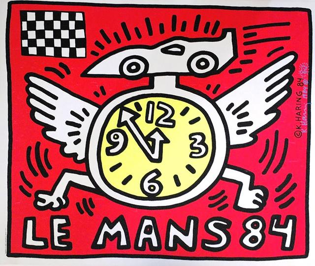 , 'LE MANS 84,' 1983, Galleria Alfieri
