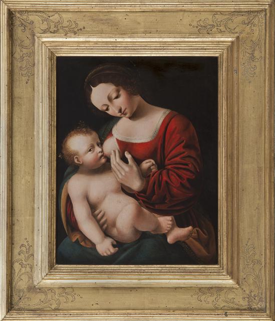 , 'The Nursing Madonna ,' Circa 1525, Benappi Fine Art