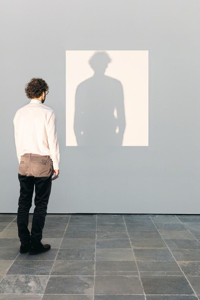 Juergen Staack, Shadows, 2016 Courtesy the artist & Konrad Fischer Galerie; Photo: Johannes Stoll, © Belvedere, Vienna, 2017
