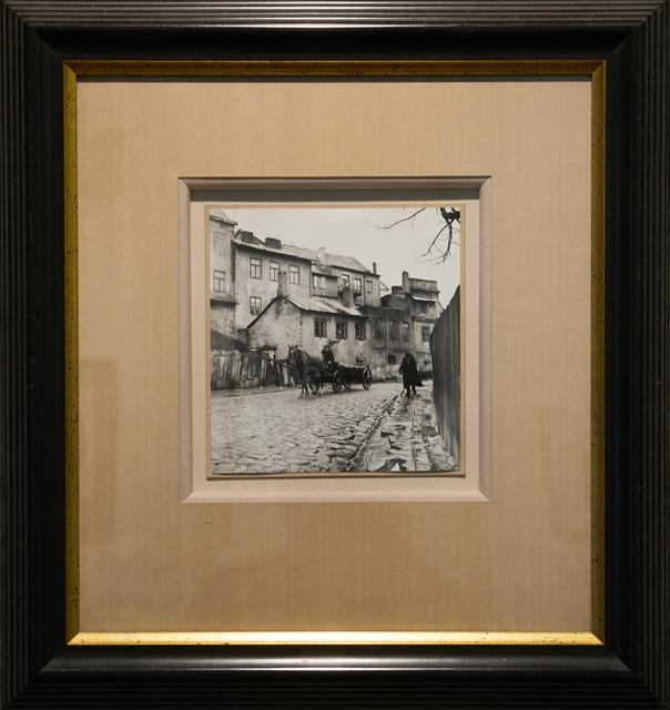 , 'Ghetto of Lublin,' ca. 1936, Vision Neil Folberg Gallery
