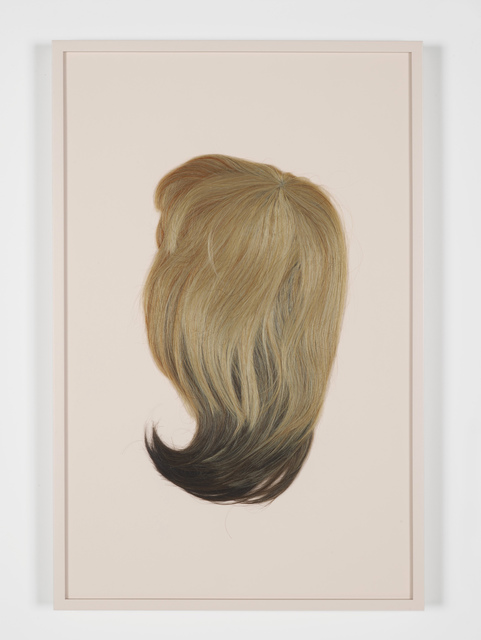 , 'Layered Side-Swept Ombre,' 2015, Laura Bartlett