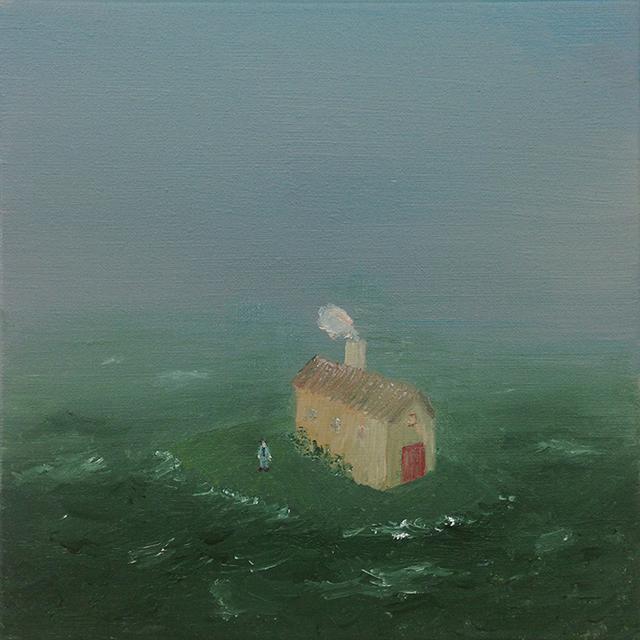 , 'Waiting Groom,' 2017, Galerie Bart
