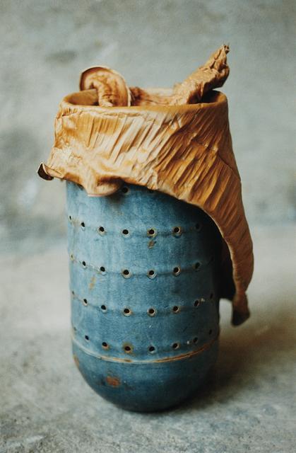 Gabriel Orozco, 'Drained Pot', 1990, Phillips