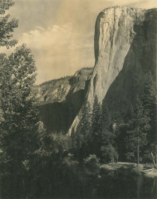 Ansel Adams, 'El Capitan, Yosemite Valley', c. 1927, Atlas Gallery