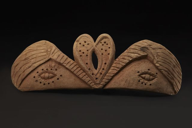, 'Eyes and Heart Plaque,' 2004, Cavin Morris Gallery