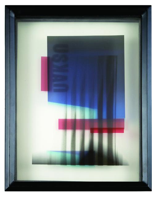 , 'UKSUA #8,' 2018, Walter Wickiser Gallery