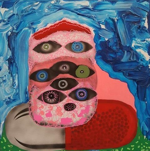 , 'Eye Cup,' 2016-2017, Ro2 Art