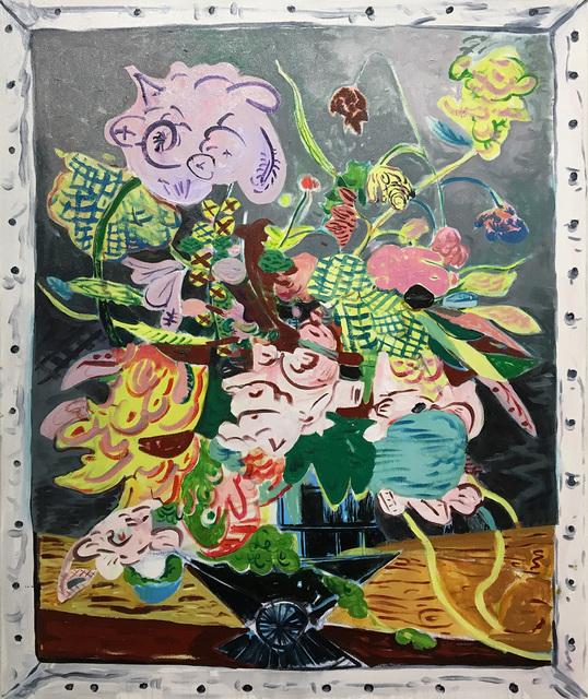 , 'Untitled (Still Life, May),' 2018, Frestonian Gallery