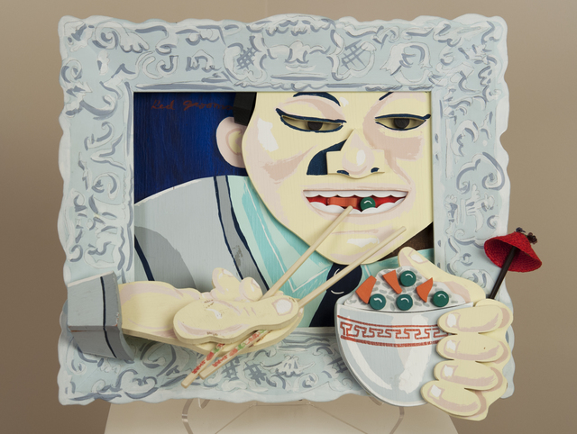 , 'Peking Delight,' 1979, Adamar Fine Arts