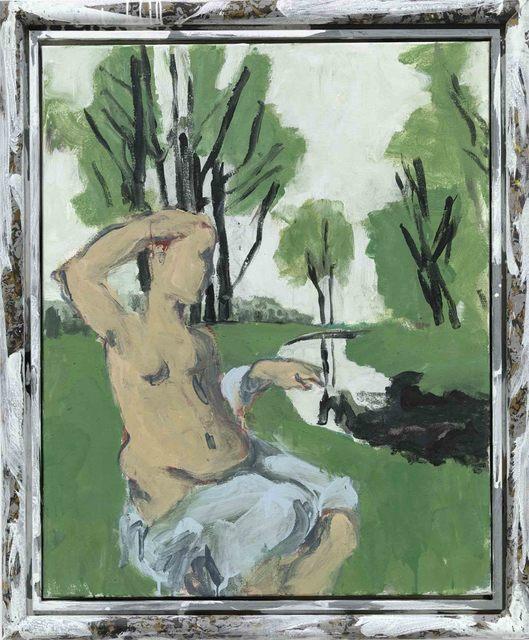 """, '""""Nymphe (Märkisch) II"""",' 2014, Michael Werner Gallery"""
