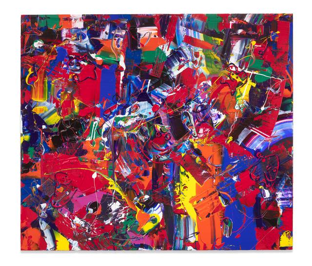 , 'Policy Genius,' 2019, Miles McEnery Gallery
