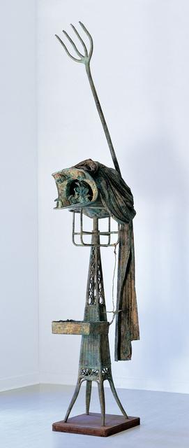 Joan Miró, 'Souvenir de la Tour Eiffel', 1977, Sculpture, Bronze, Galerie Lelong & Co.