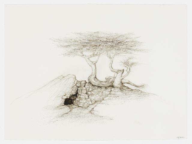 , 'Tree,' ca. 2017, Japan Art - Galerie Friedrich Mueller