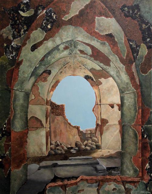 , 'Ruins of Ain El Mrayssi,' 2016, Art On 56th