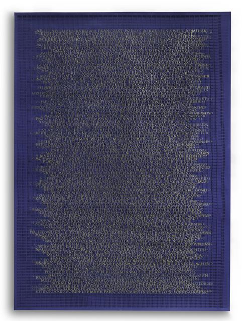 , 'Escritores,' 2018, Aldo de Sousa Gallery