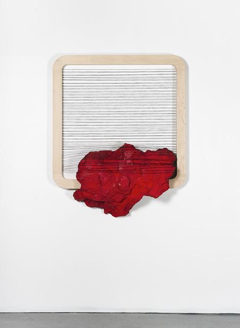 , 'Fallen Portrait,' 2015, VICTORI+MO CONTEMPORARY