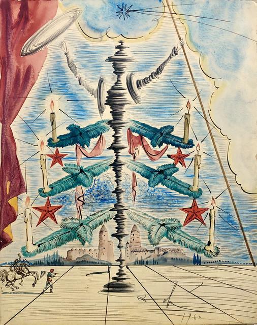 Salvador Dalí, 'Don Quijote', 1960, Galeria Jordi Pascual
