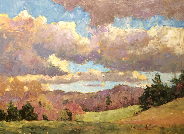 , 'Low Cumulus,' , Beverly McNeil Gallery