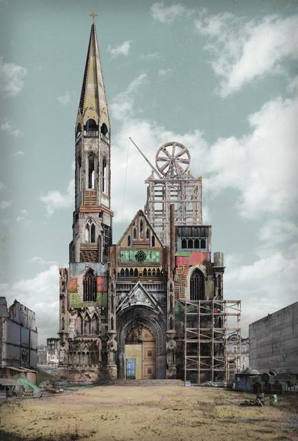 Jasper de Beijer, 'Wir sind das Gedächtnis #01', 2013, Flatland Gallery