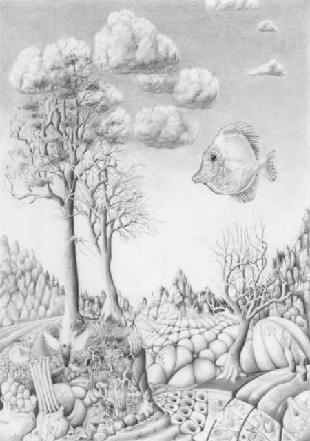 Christopher Klein, 'Sea-Land', 1975, Gallery Victor Armendariz