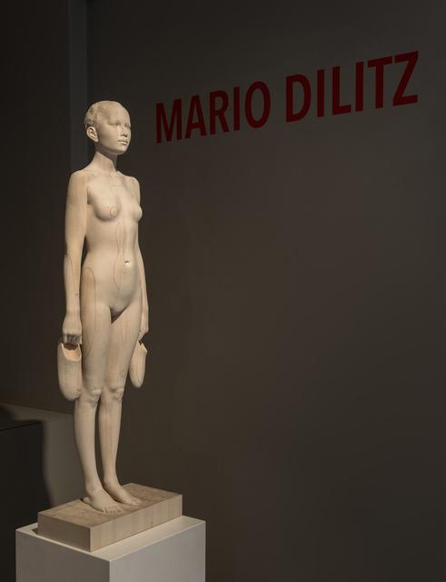 Mario Dilitz, 'No.177 Girl with Shoes', 2018, Sladmore Contemporary