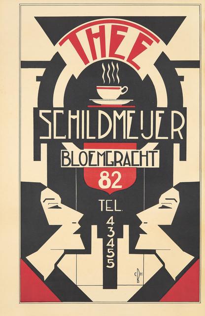 , 'Thee Schildmijer.,' ca. 1930, Rennert's Gallery