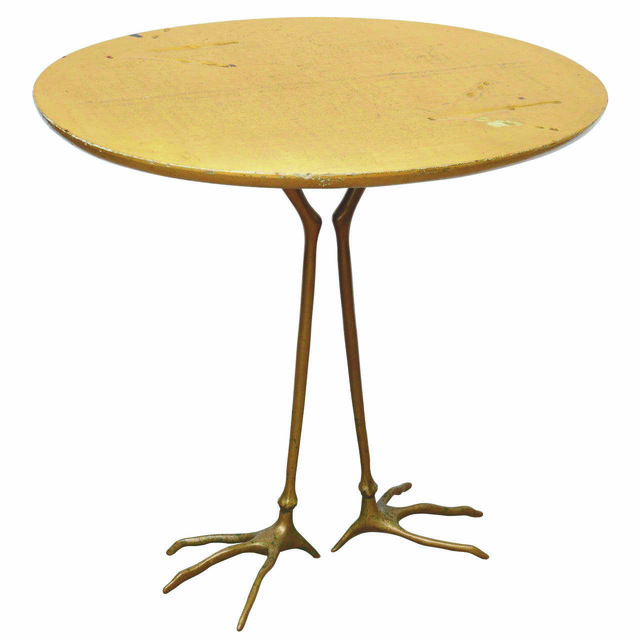 , 'Traccia Table,' 1970, Edward Ressle